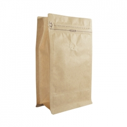 Gulf East Coffee Pouch Brn Valve